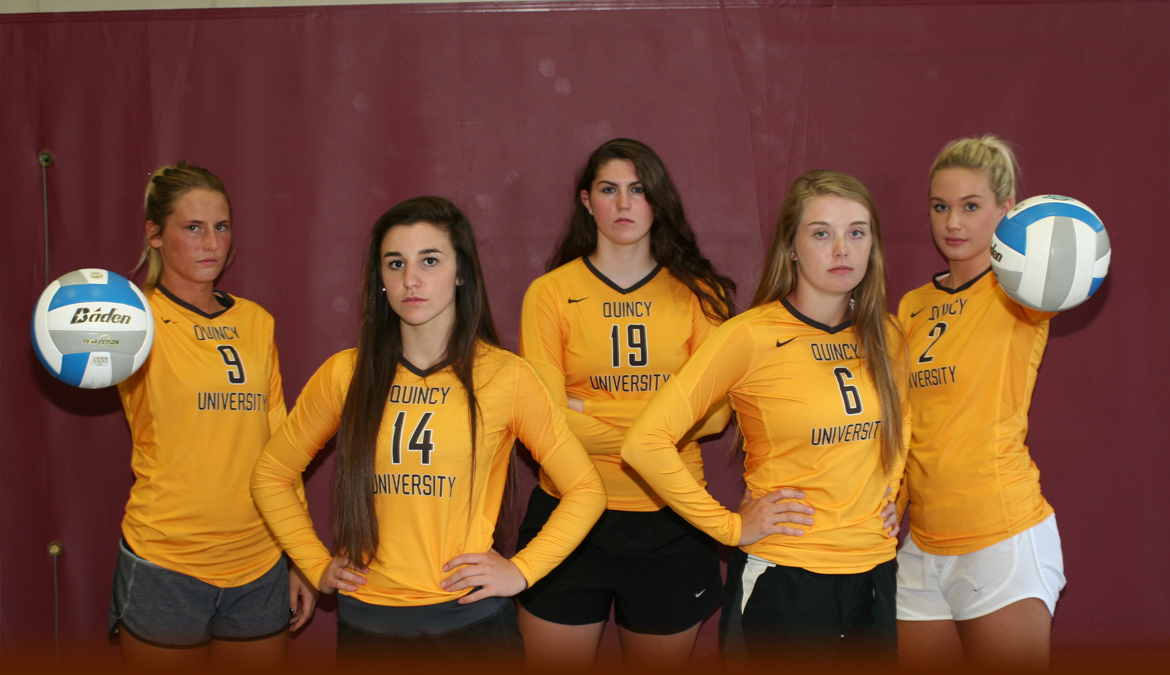 Quincy Volleyball Camps - powered by Oasys Sports